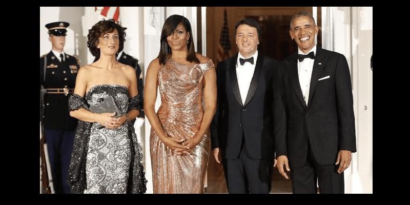 Photo de Michelle Obama a frappé fort…pour son dernier dîner d'Etat