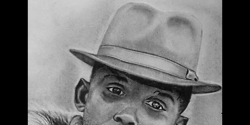 Photo de Cameroun: l'impressionnant talent artistique de Kobe Williams… (photos)