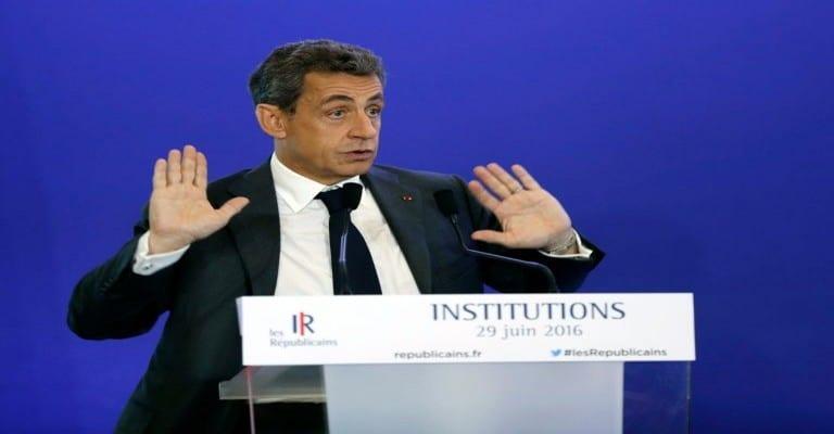 Photo de Campagne de Sarkozy: Une nouvelle accusation grave contre le clan Sarkozy…Photo