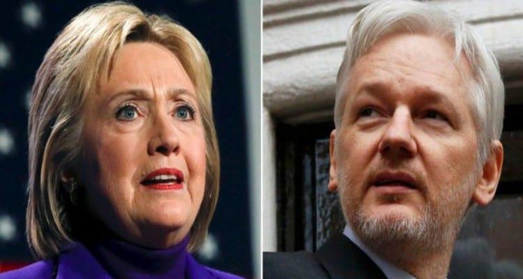 Photo de Wikileaks fait des révélations qui embarrassent le camp Hillary Clinton