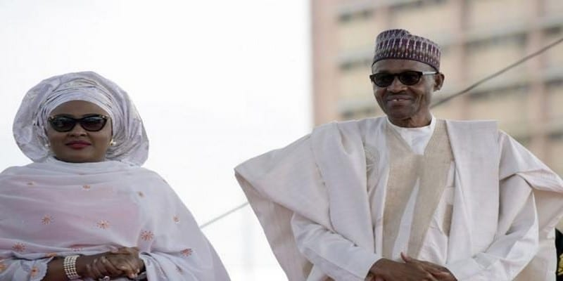 Photo de Critiqué par sa femme…Voici la réponse de Muhammadu Buhari…Vidéo