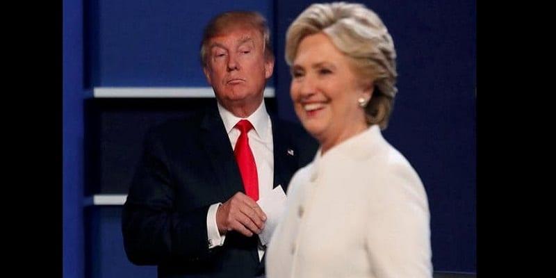 Photo de Donald Trump refuse de se soumettre par avance au verdict des urnes
