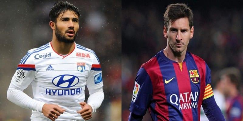 Photo de Incroyable: les journalistes français comparent Lionel Messi à Nabil Fekir de l'OL