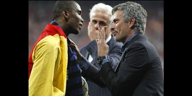 Photo de Samuel Eto'o s'exprime sur le vœu le plus cher à José Mourinho cette saison à Manchester United