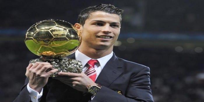Photo de Cristiano Ronaldo révèle son objectif ultime
