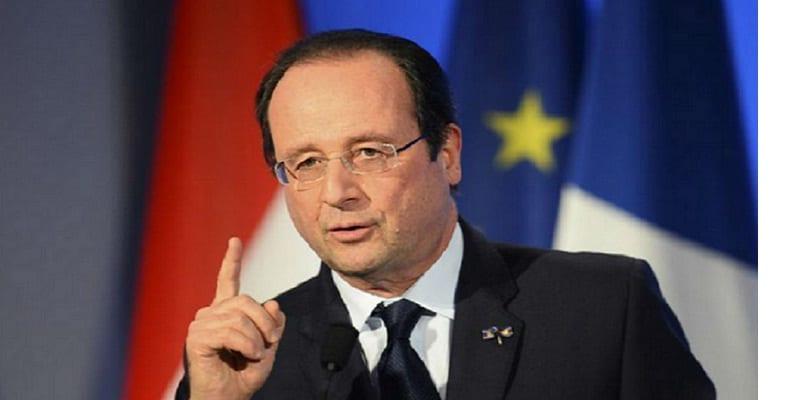 Photo de France: Mea-culpa de François Hollande après ses critiques contre la Justice
