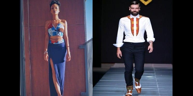 Photo de 14 styles vestimentaires à base de pagne pour hommes et femmes que vous aimerez…faites vos choix