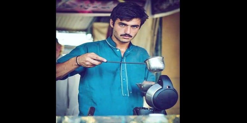 Photo de Arshad Khan, le vendeur de thé pakistanais qui fait le buzz sur internet: PHOTOS