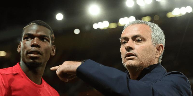 Photo de Manchester-united: Voici l'ultime avertissement de José Mourinho à Paul Pogba