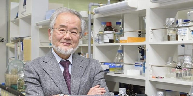 Photo de Le Prix Nobel de médecine 2016 décerné au Japonais Yoshinori Oshumi…Découvrez les raisons