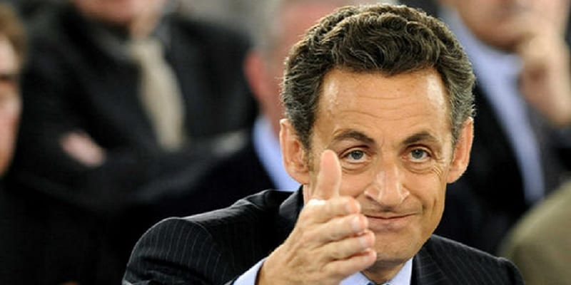 Photo de Voici les ambitions du candidat Nicolas Sarkozy  pour l'Afrique une fois élu
