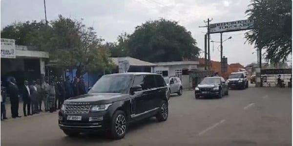 Photo de Sommet de l'UA: Le président Patrice Talon se rend au Togo en voiture et séduit les internautes (Vidéo)