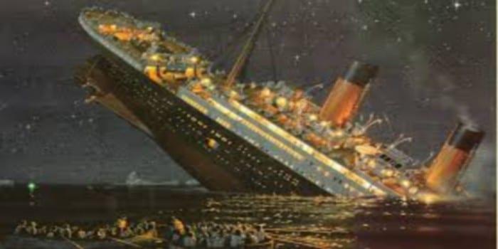 Photo de Photo: le Titanic avait à son bord un seul passager noir…Découvrez son histoire!
