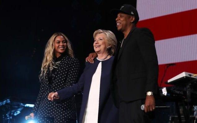 Photo de Campagnes présidentielles: Hillary Clinton appelle Jay-z et Beyonce au secours (vidéo)