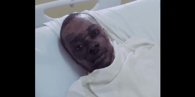 Photo de Sénégal: Babacar Mbaye ébouillanté par sa femme, sa grande-mère livre sa version des faits
