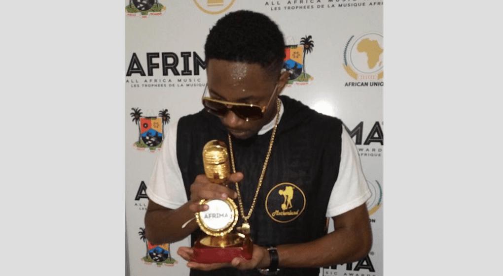 Photo de Afrima 2016: Stanley Enow meilleur artiste hip hop d'Afrique