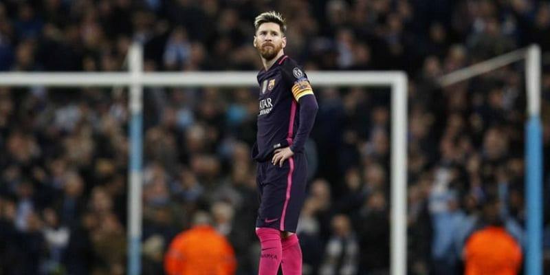 Photo de Espagne: Les joueurs de Manchester City insultent Lionel Messi
