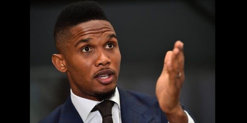 Photo de Cameroun: Attaqué par une chaîne sportive française, Samuel Eto'o réagit