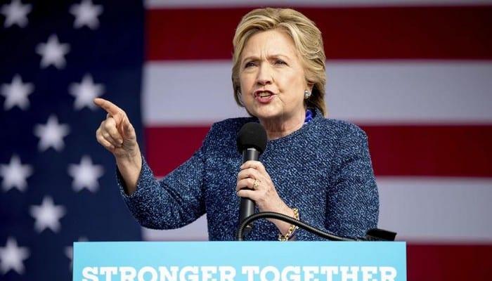 Photo de Hillary Clinton révèle le nom du responsable de sa défaite à l'élection présidentielle