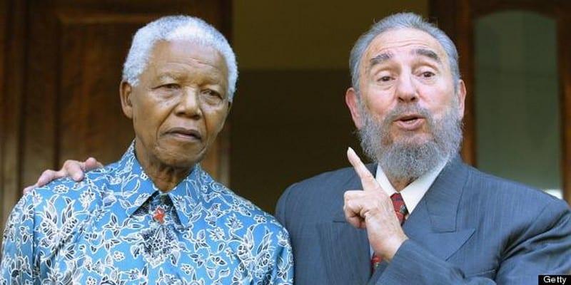 Photo de Mort de Fidel Castro : Les premières réactions des chefs d'Etat
