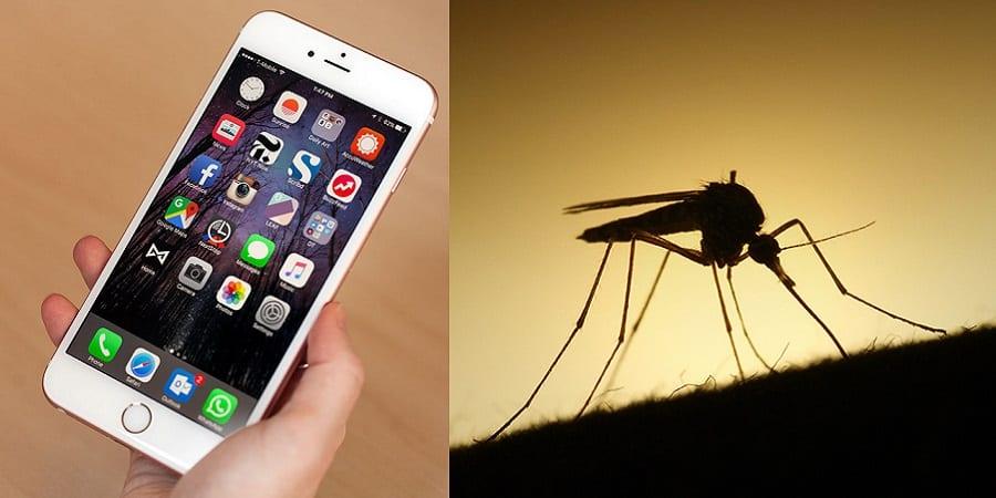 Photo de Une étudiante nigériane invente une application pour détecter le paludisme