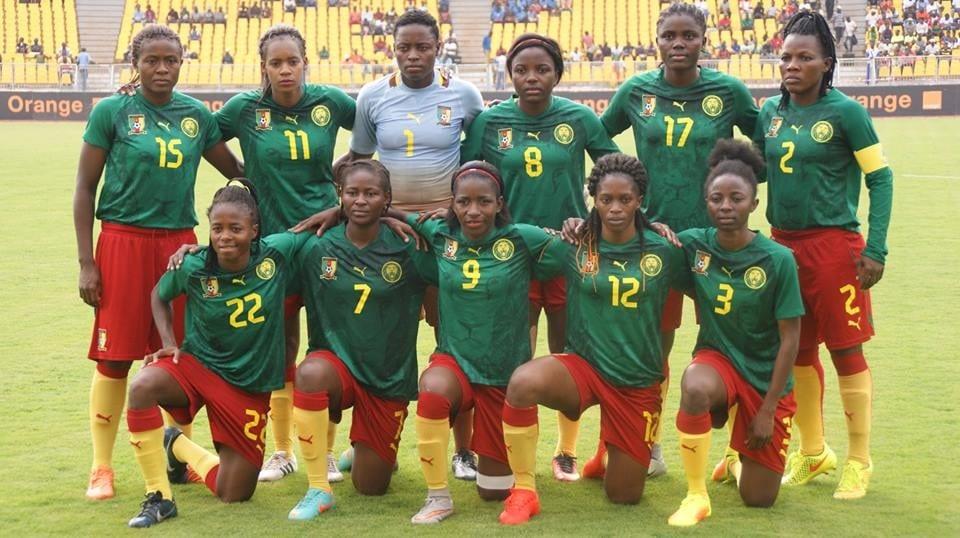 Photo de Cameroun: Les Lionnes indomptables battent les Tanzaniennes… (photos)