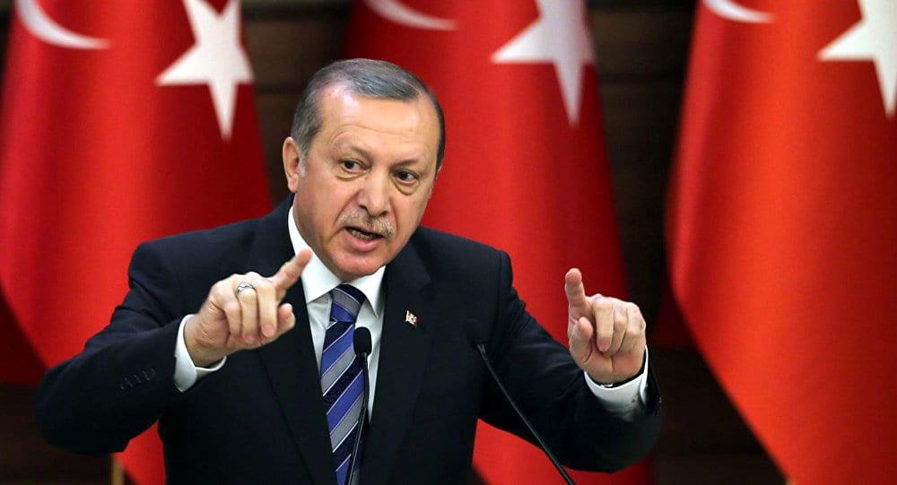 Photo de Turquie: Erdogan accuse l'Occident de soutenir Daesh…Explication!