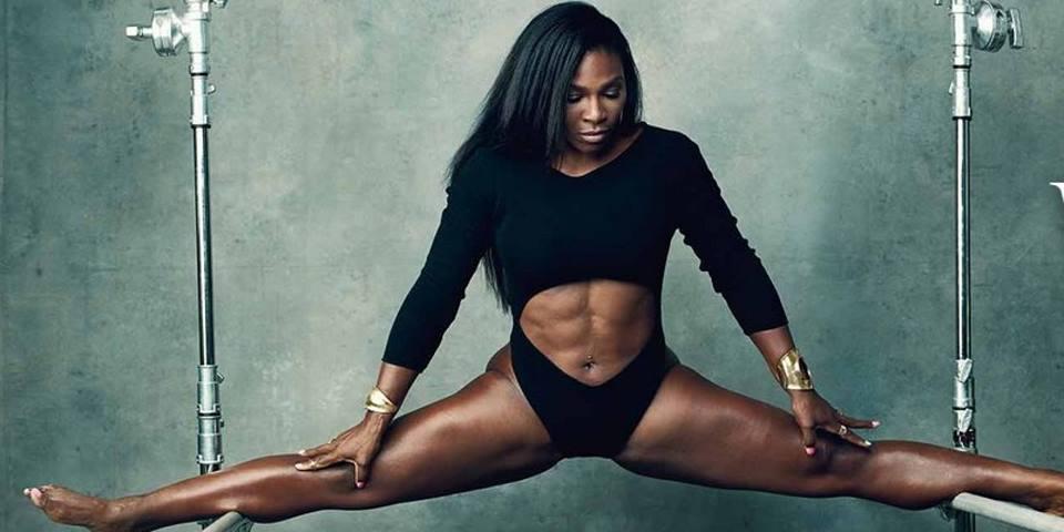 Photo de Serena Williams : Elle adresse un message fort à ceux qui critiquent sa couleur de peau et sa corpulence (photos)