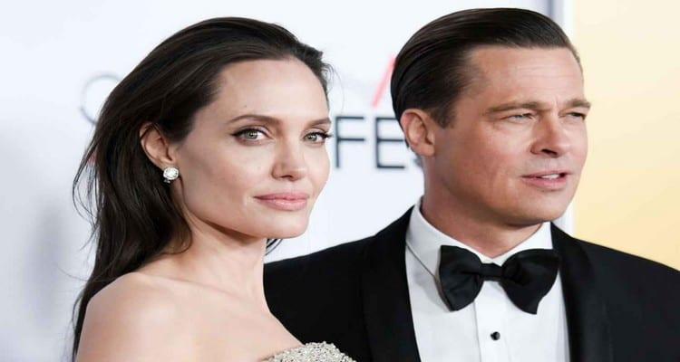 Photo de Brad Pitt et Angelina Jolie ensemble le temps d'une journée…La raison!