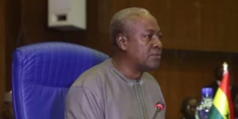 Photo de Ghana: John Mahama va quitter la présidence sans aucun projet…Explications