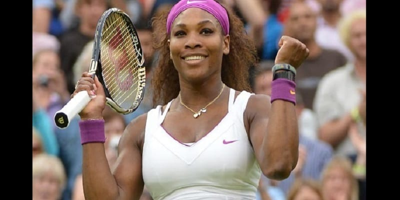 Photo de Serena Williams fiancée à une star du web: PHOTO