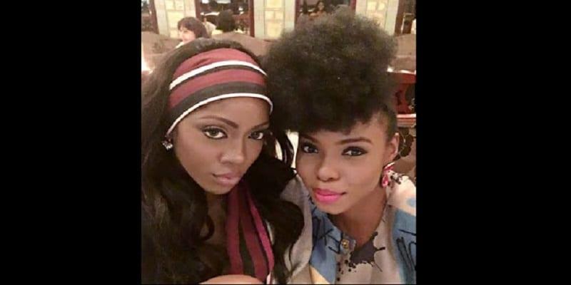 "Photo de Yemi Alade: ""Je ne considère pas Tiwa Savage comme mon amie"""