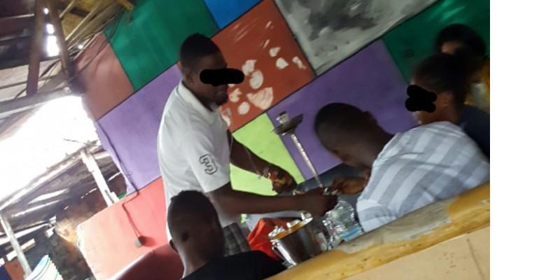 Photo de Côte d'Ivoire: Deux ivrognes se bagarrent, l'un poignarde à mort son ami