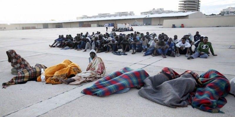 Photo de Guinée: horrible traitement des migrants lors de leur Expulsion de l'Algérie