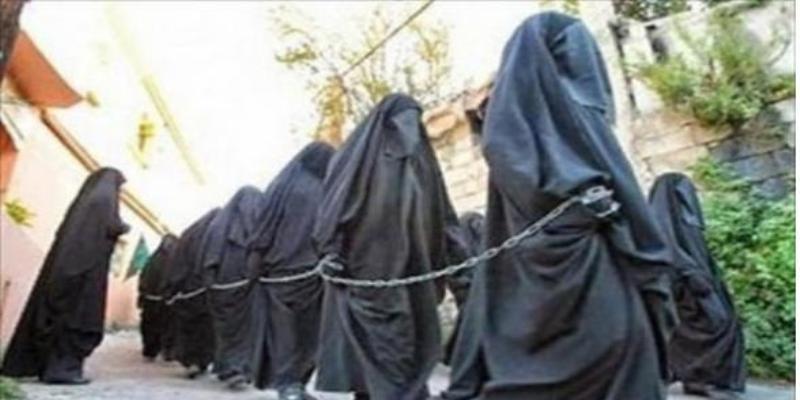 Photo de Insolite : Voici comment les veuves jihadistes sont forcées d'épouser d'autres membres de Daesh
