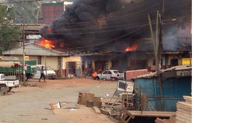 Photo de Cameroun : La police tire à balle réelle sur les manifestants