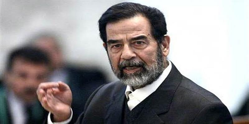 Photo de Il y a dix ans, Saddam Hussein était pendu