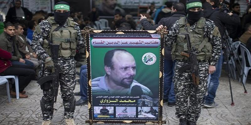 Photo de Le Hamas accuse Israël de l'assassinat d'un ingénieur tunisien…Explications
