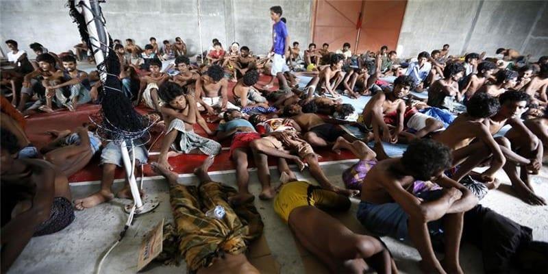 Photo de Birmanie : Plusieurs policiers aux arrêts suite à des violences communautaires…Explications!