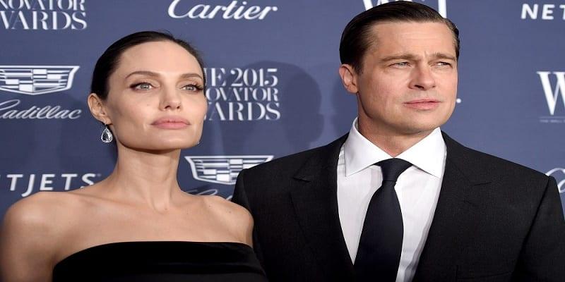 Photo de USA: Après leur séparation, Angelina Jolie et Brad Pitt  signent des accords…Explications