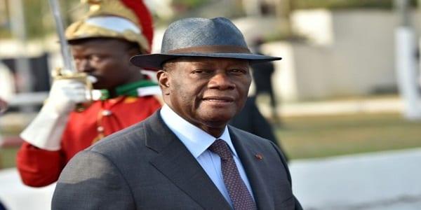 Photo de Côte d'Ivoire : Le président ivoirien apporte son soutien au peuple Burkinabè