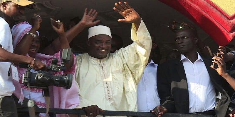 Photo de Gambie : La coalition autour d'Adama Barrow maintient la date de son investiture
