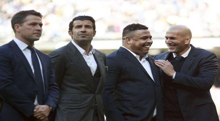 Photo de Michael Owen se moque du poids de Ronaldo et les internautes lui répondent…Photo