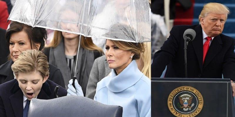 Photo de USA: Suite à une blague déplacée sur le fils de Trump, une comédienne sanctionnée