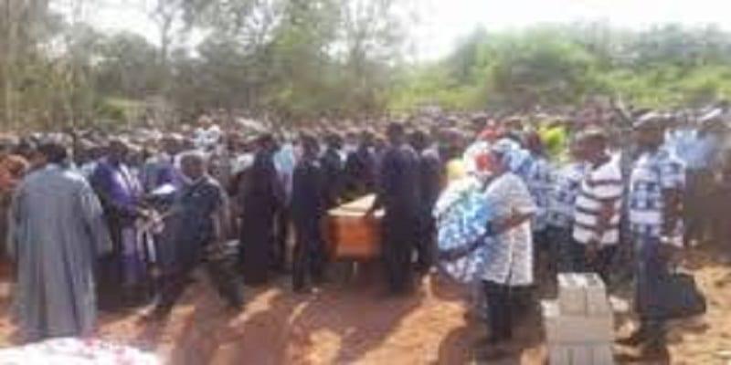 Photo de Côte d'Ivoire: Marie Louise Asseu enterrée dans son village natal