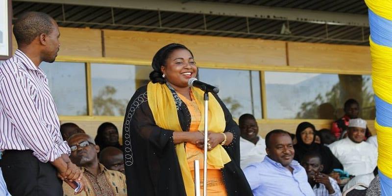 Photo de Kénya : Une parlementaire appelle les femmes à une grève du s3xe…La raison!