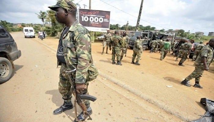 Photo de Côte d'Ivoire: malgré le rappel à l'ordre, la mutinerie continue, et la population s'en mêle
