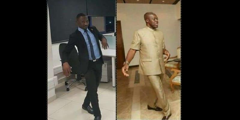 Photo de Les ghanéens se moquent de la posture de l'ex vice-président du pays: PHOTOS