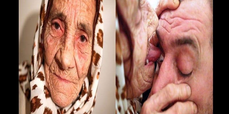 Photo de Cette guérisseuse de 80 ans soigne la cécité en léchant les yeux : PHOTOS/ VIDÉO