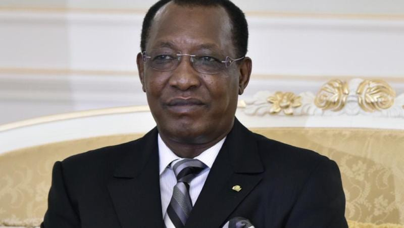 Photo de Tchad : Idriss Deby limoge son  ministre des Finances (photo)